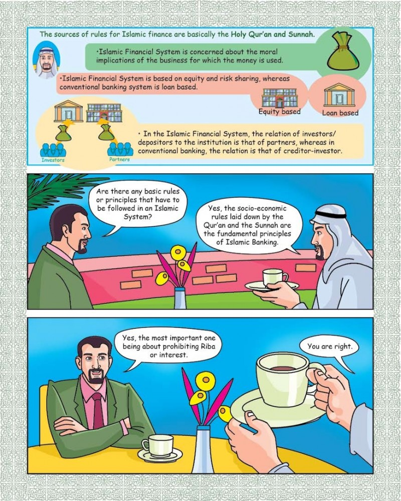 Islamic Banking Lessons for the Financial Sector Case Study Analysis & Solution